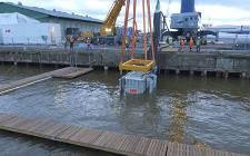 西门子完成海底电网的浅水测试