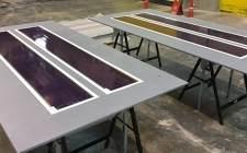 光伏混凝土立面使用阳光产生能量