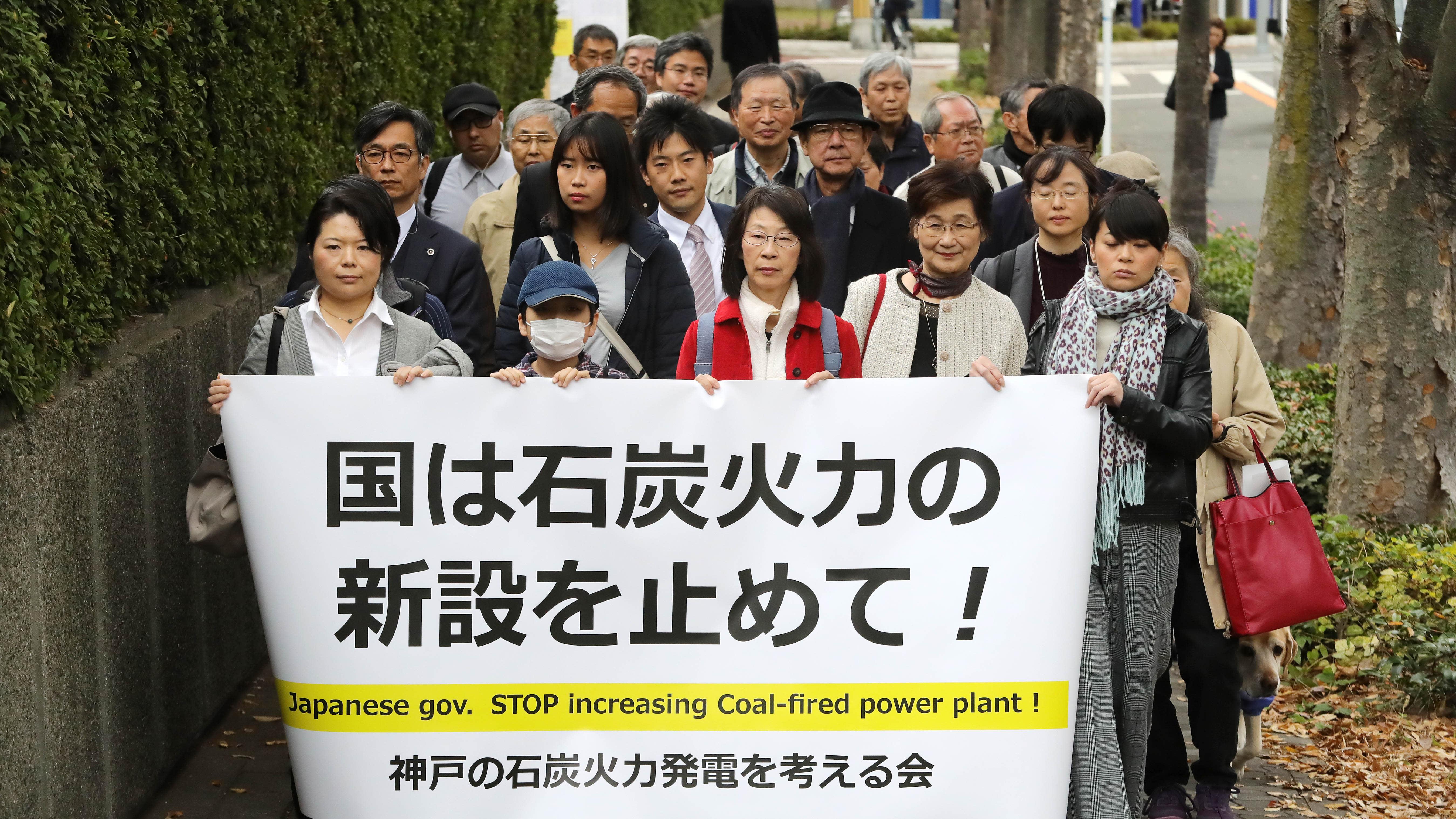 减排逆趋势:日本新建改建燃煤电站多达36处,总共42座