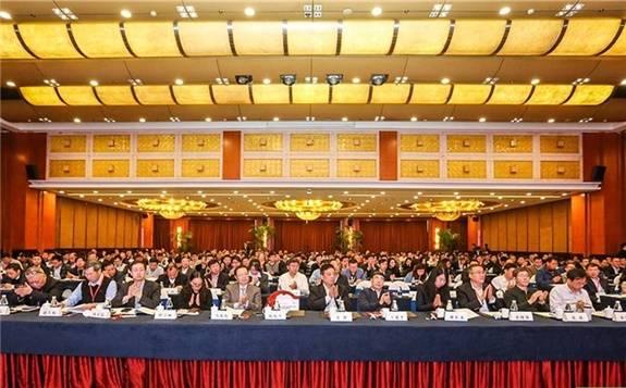 中国海装助力2018年大型风能设备行业年会暨产业发展论坛