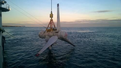 法国北部将建设2吉瓦的潮汐能发电站