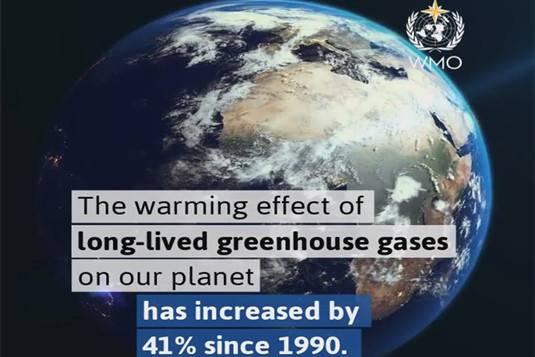 没有放缓迹象,2017年全球二氧化碳排放量又创新纪录