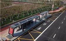 薄膜太阳能顶尖技术领先世界十年  天津公交车站非比寻常