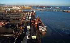 环渤海港口市场煤价格企稳止跌并小幅回升