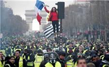抗议油价高涨 法国10万人示威爆冲突