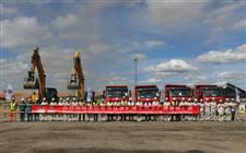 中国电建核电公司【津巴布韦旺吉燃煤电站项目】启动施工