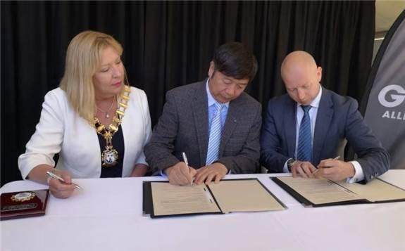北控清洁能源集团与南澳洲whylla市签订大型风、光、储及农业合作项目!