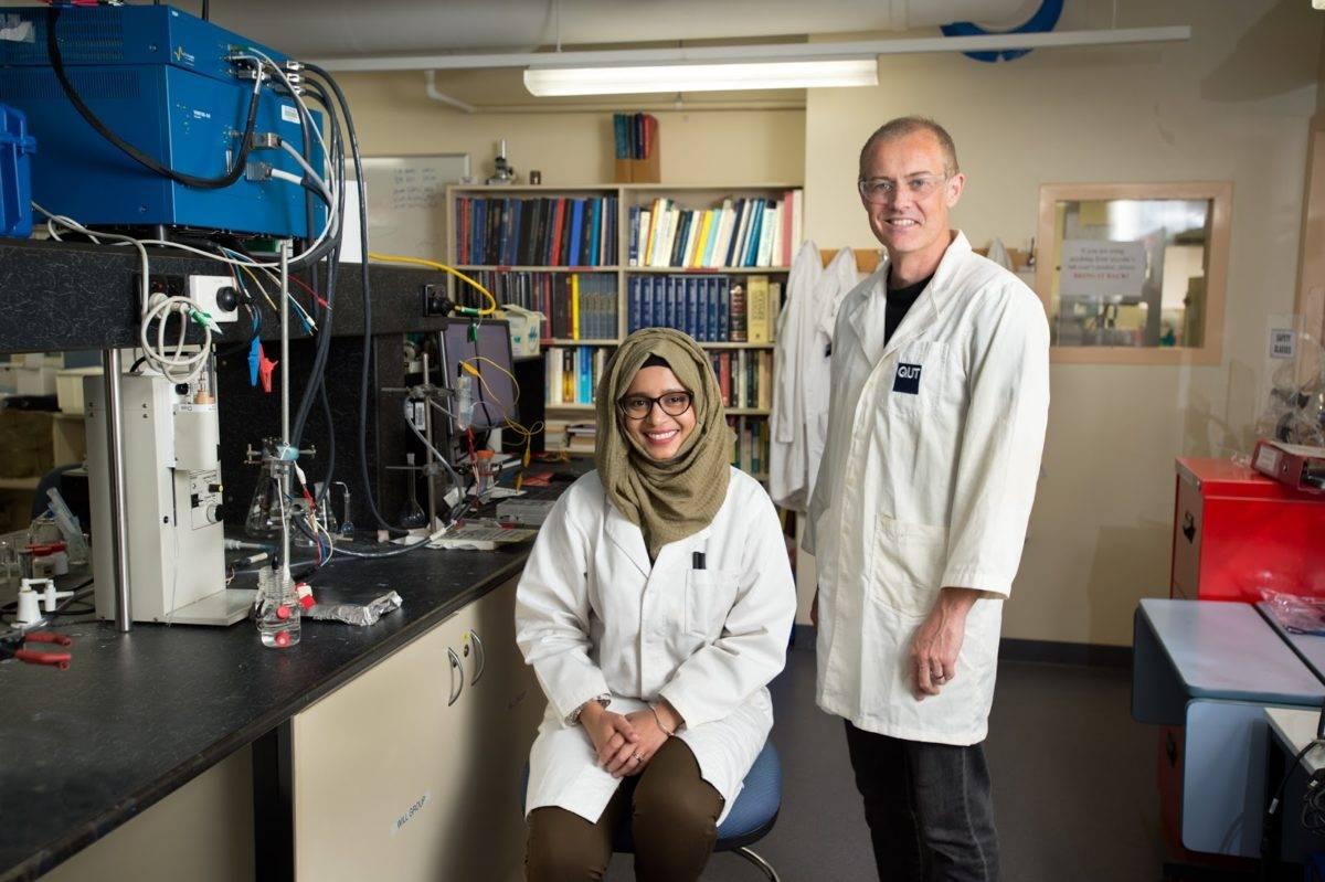 昆士兰科技大学发现更低成本,更有效的氢气生产工艺