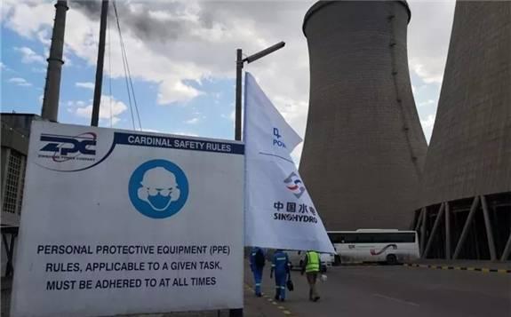 中非合作的一张靓丽名片,津巴布韦万盖燃煤电站扩机工程中企承建 将满足津60%用电需求