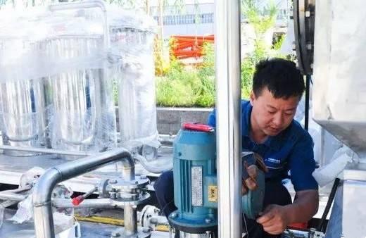 我国研制出纯水液压支架系统   节省成本实现零排放!