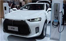 长城2022年计划推出首款氢燃料电池汽车