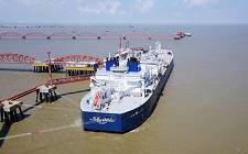 亚马尔液化天然气(LNG)项目第三条生产线正式投产,比计划提前一年
