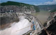 溪洛渡水电站发电量创历史同期新高  达586亿千瓦时!