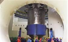 田湾核电项目5号机组汽水分离再热器完成制造并发运