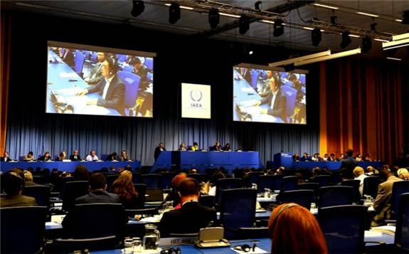国际原子能机构第62届大会召开 中国代表介绍中国核能发展及核安全核安保努力