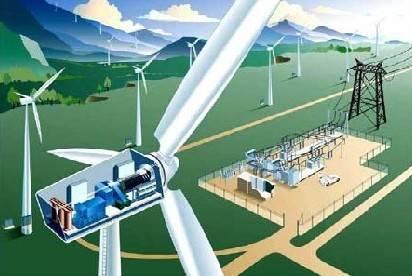 全国首座35千伏固体储能风电专属热源站投运