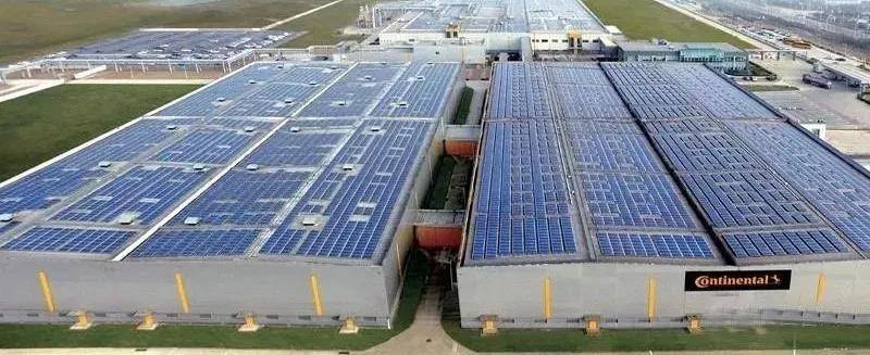 工商业厂房屋顶要充分利用 光伏+工业形势大好!