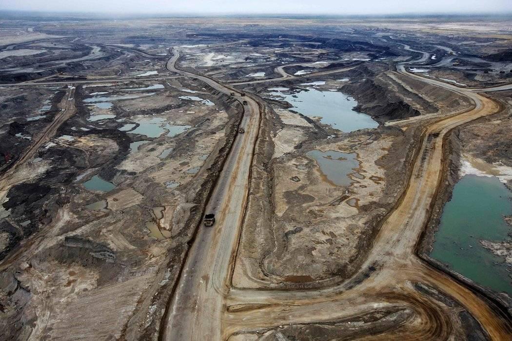 """为什么加拿大石油储备世界第三却没什么""""存在感""""?"""