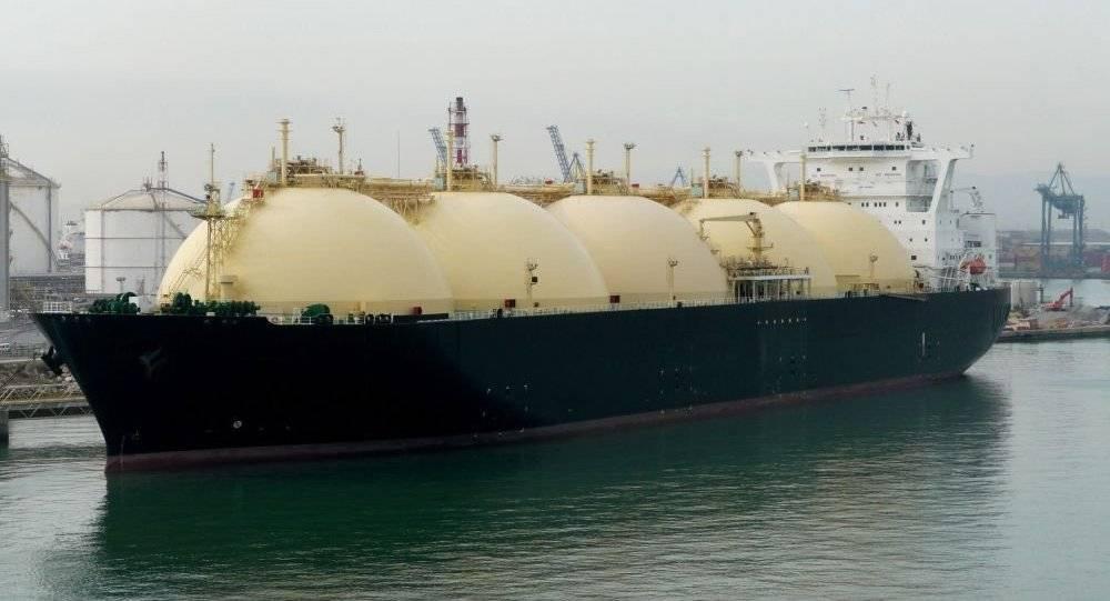 展望2019年:美国液化天然气出口面临亚洲需求疲软