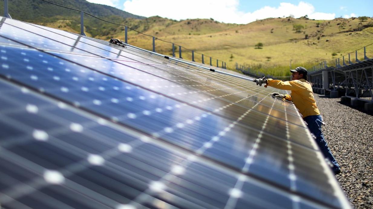 哥斯达黎加近300天没有使用化石燃料来发电