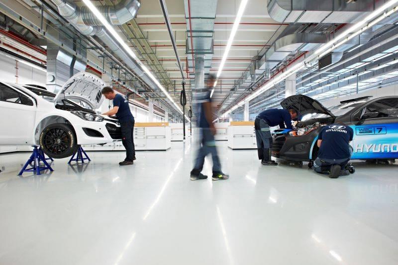 现代计划在印尼建厂生产电动汽车 年产25万辆