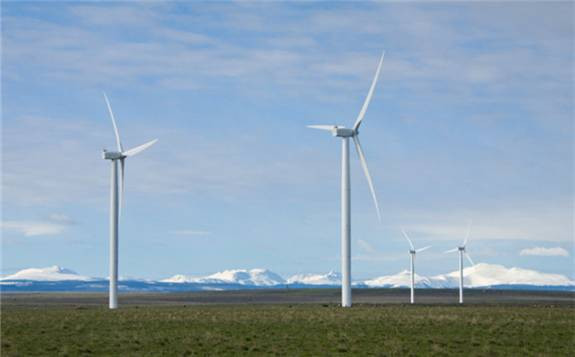 怀俄明州的首府夏延附近将建新的风电项目