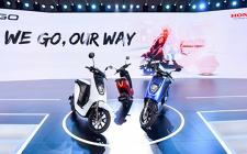 本田中国研发的首款锂电池电动摩托车V-GO正式发布