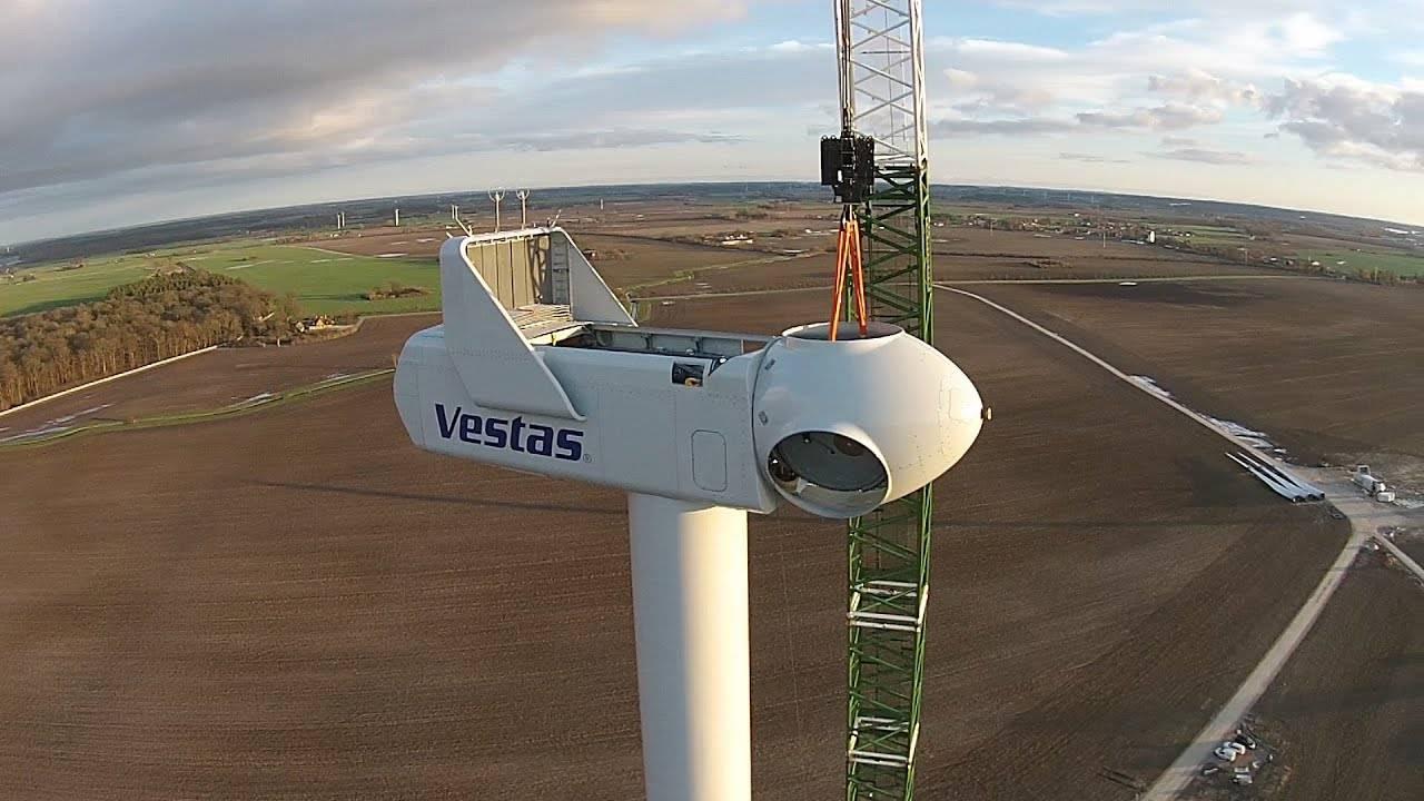 维斯塔斯收到俄罗斯198兆瓦最大风电场涡轮机订单