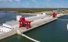 中柬最大水电合作项目历经五年竣工投产