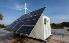 阳光电源中标风电储能项目三元锂电池标包