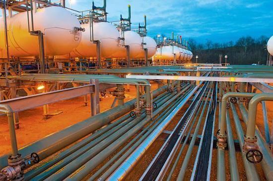 能源资讯局(EIA):到2019年底美国液化天然气出口能力将增加一倍以上