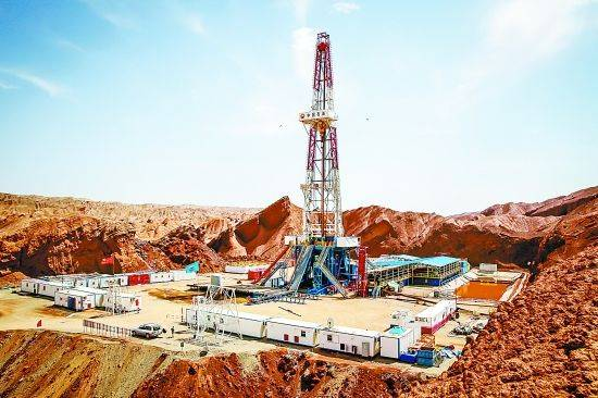 塔里木油田年产油气当量超2600万吨  创历年最高水平 !