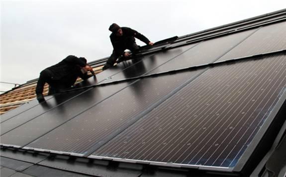 德国11月新增223.6兆瓦的光伏发电量