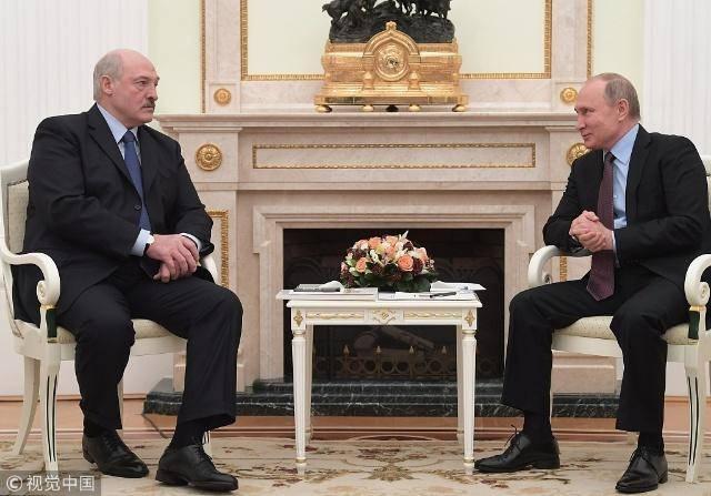 """俄石油税改法案生效,白俄罗斯""""财路""""被断!相煎何太急?"""
