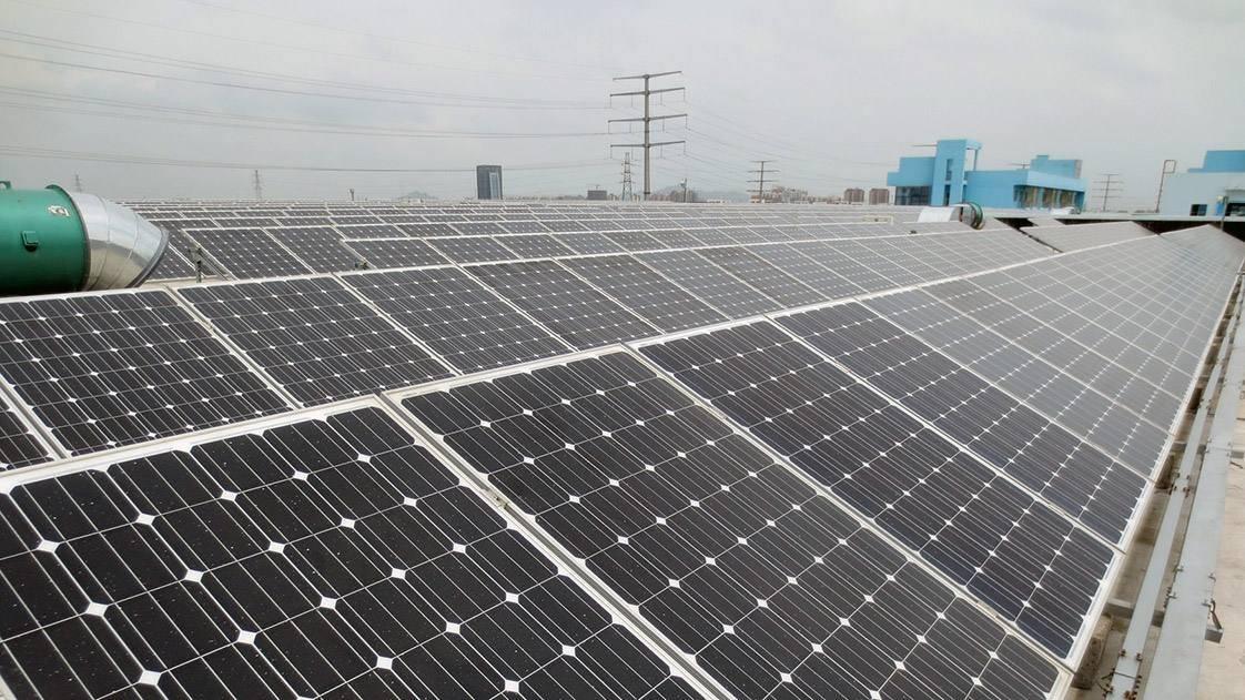 山东省光伏装机容量全国居首 风电全国第五