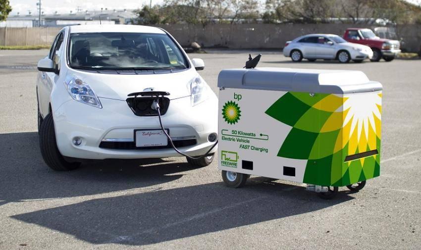 BP在华布局充电业务 首座充电站落户上海嘉定