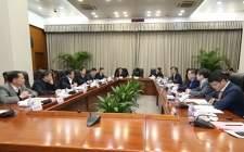 中核集团与上海电气高层会谈,双方加强战略合作