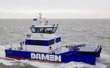 欧洲专业化海上风电运维船型正式落户中国