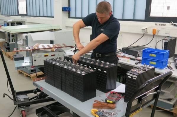 德国未来3年将在动力电池领域投入400亿欧元  对抗中日韩技术挑战!