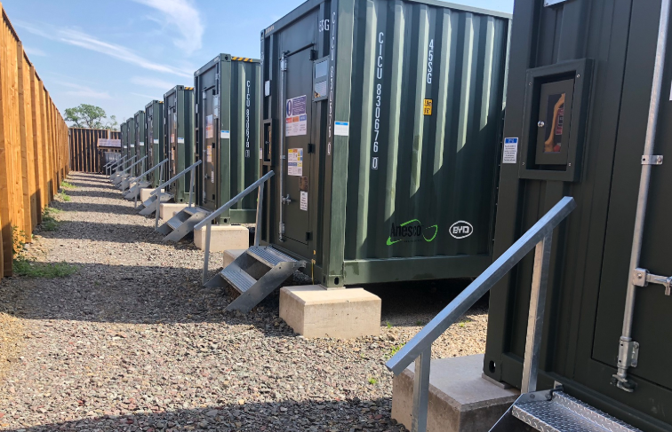 Anesco和壳牌新能源将在英格兰合作开发电网级大型电池存储项目