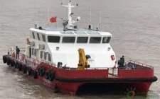 国家电投集团与欧伦船业签订多艘FCS-2008风电运维船订单