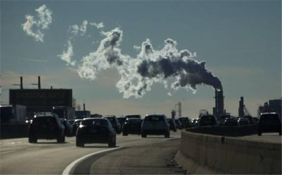 运输业连续3年成为美国碳排放的最大源头