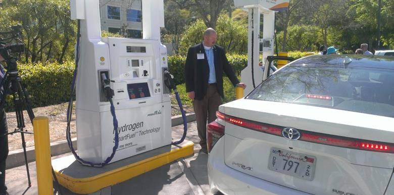 加州氢能商业委员会宣布到2030年将实现100%氢燃料脱碳的目标!