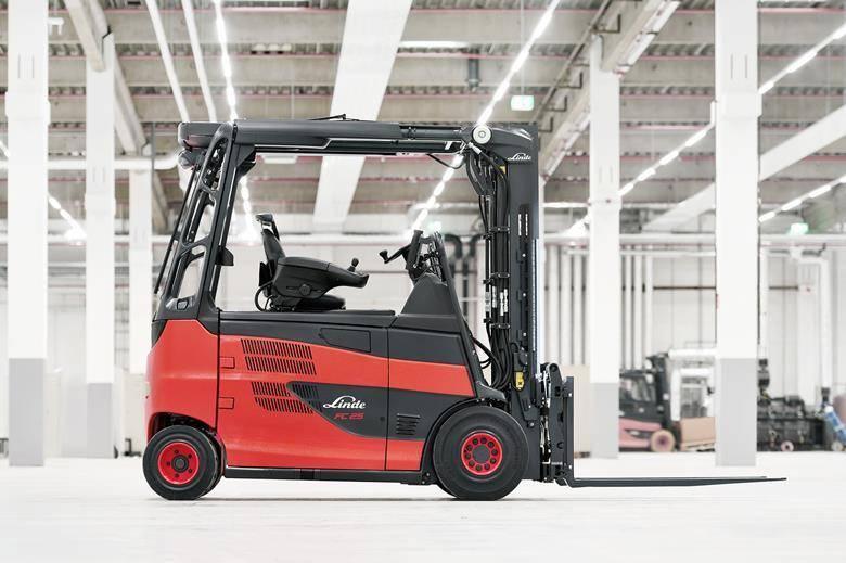 林德物料搬运公司推出氢燃料电池动力叉车