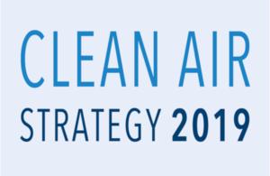 """英国发布""""洁净空气战略""""  呼吁各领域全面减排"""