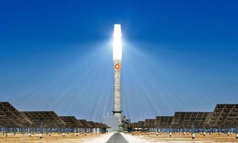 澳大利亚建全球最高太阳能风力发电站达1000米  全年发电完全无污染!