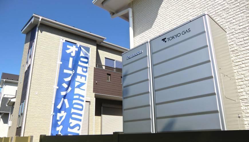 东京燃气宣布已售出110000台ENE-FARM住宅用燃料电池系统
