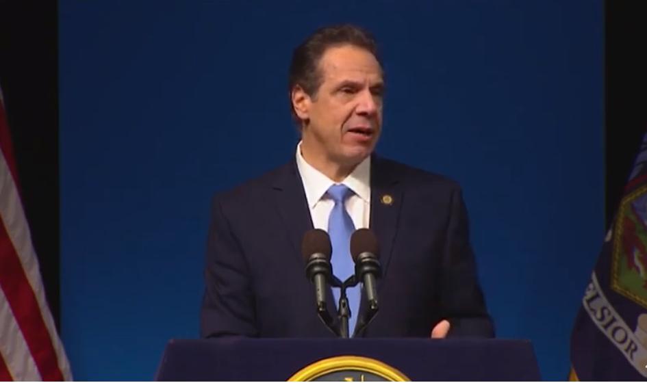 纽约设立2040年实现100%的清洁能源目标!