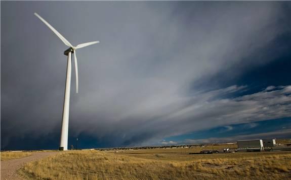 怀俄明州再次提出了一项提高风电税的法案