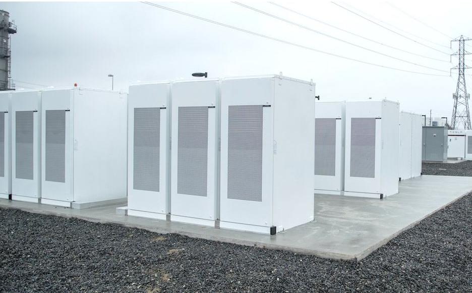 江苏南通首个客户侧电力储能电站并网投运